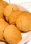 アーモンドプードルと米粉のクッキー