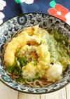 文学飯!『坊ちゃん』の天ぷら蕎麦