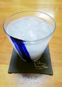 [お酒]焼酎のカルピスウォーター割り