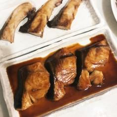つばす☆ぶり☆塩焼と醤油焼の冷凍切身