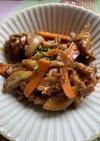 【簡単】鶏肉のトンカツソース炒め