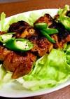 高野豆腐のヘルシー肉巻き