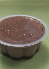 【保育園給食】ミルクココアゼリー