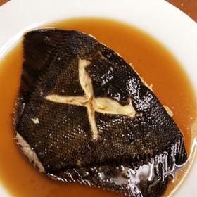 優しい味付け♡黒カレイの煮付け