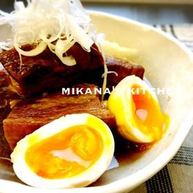 炊飯器で簡単トロトロ豚の角煮♪♪