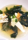 ヒガシマルうどんスープで牛スープ
