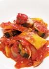 フライパンで♪野菜の旨味凝縮ラタトゥイユ