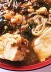 簡単マーボー麺
