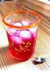 うちの紫蘇ジュース