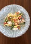 鮭の混ぜ寿司