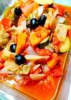 夏の定番 野菜ごろごろラタトゥイユ