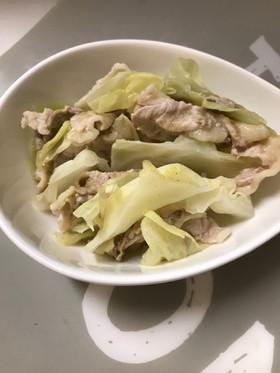 キャベツ大量消費★簡単ミルフィーユ鍋
