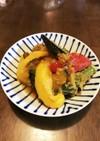 カラフル夏野菜の揚げ浸し