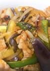 簡単時短!夏野菜の炒め物