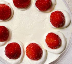 デコレーションケーキ*イチゴショート