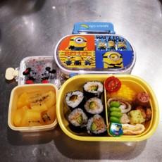 3歳 お弁当 幼稚園 簡単 覚書⑅◡̈*