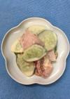 きゅうりトマトハムのサラダ
