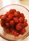 プチトマト大量消費!プチトマトマリネ