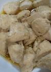 下味冷凍・胸肉のわさびマヨ漬け