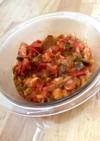 夏野菜 消費!作り置き ラタトゥイユ