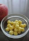 わんちゃん好物りんごポテトのポーロ