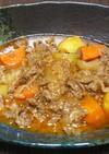 牛肉と野菜の簡単ワイン煮込み