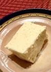 酒粕とクリームチーズのムース