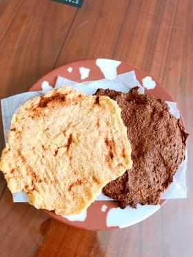 レンジ簡単!グルテンフリークッキー