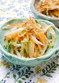 もやしの簡単中華サラダ