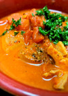 超簡単美味♪たまねぎトロトロトマトスープ