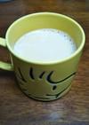 キャラメル牛乳