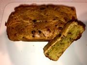 離乳食のおやつ バナナパウンドケーキの写真