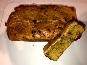 離乳食のおやつ バナナパウンドケーキ