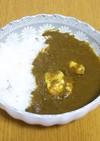 サグチキンカレー(ほうれん草と鶏肉)