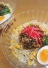 冷製・高菜っとうの辛子塩トンコツラーメン