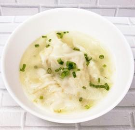 簡単!!ワンタンスープ