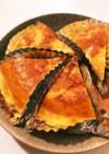 炊飯器で簡単チーズケーキ(* ˘ ³˘)