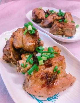 柔らか✨スペアリブの生姜醤油焼き