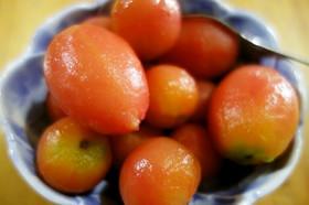 冷凍ミニトマト