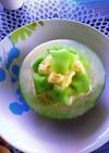 メロンとアイスで簡単!台湾風贅沢パフェ☆