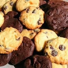 さくさくチョコチップクッキー♪