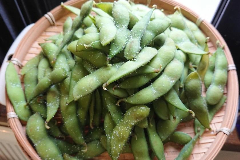 枝豆の美味しい・簡単な茹で方