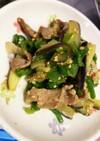 簡単!豚肉と夏野菜の中華風炒め物