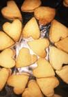 サラダ油でサクサククッキー(バターなし)
