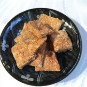 砂糖不使用サクサク干しエビおからクッキーの写真