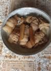 豚バラ巻き大根3種照り煮