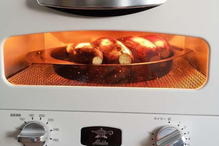トースター レシピ アラジン