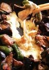 夏野菜で作る!チーズタッカルビ風