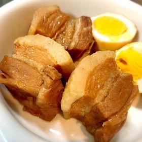 お鍋で簡単!豚の角煮
