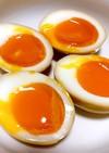 しっかり味付け☆とろとろ味付き卵(煮卵)